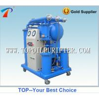 Quality Functional,economical lower consumption transformer oil purifier machine,no pollution for sale