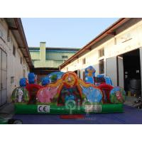 Quality Inflatable Jungle Amusement Park for sale