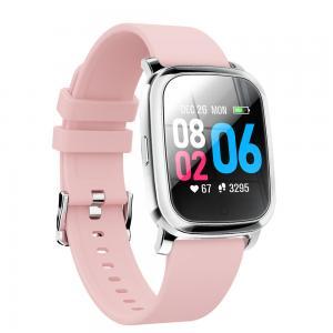 Quality IP68 Zinc Alloy 240x240 Ble 5.0 Female Smart Watch for sale