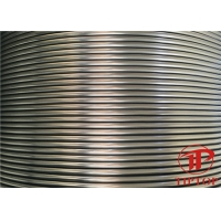 China Corrosion Resistant Duplex 2507 Coiled Tubing Oil And Gas on sale