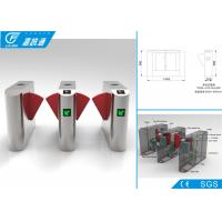 China Indoor Business Centers Coin Operated Turnstile For Paid Public Bus Station on sale