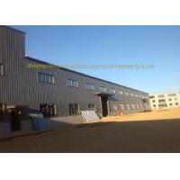 China Prefabricated Workshop Steel Structure Workshop Steel Buildings Q345 for sale