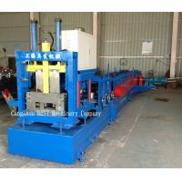 Quality 80-300 Mm CZ Automatic Purlin Roll Forming Machine Durable 10m/Min Speed for sale