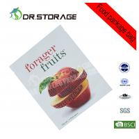 Quality Personalized  Sealed Lamination PA Plastic Food Packages and Snack Bags for sale