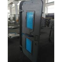 Quality Customize Marine Weathertight Doors  2 Windows Quick Opening & Closing Weather Tight for sale