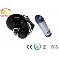 Quality 36V 250W TSDZ2 Electric Bicycle Motor Kit  With Water Bottle Type Battery for sale