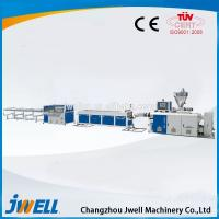China Jwell JWG-PA/PP/PLA 3D Printing Wire/Special Car Small Oil Pipe Tube Extrusion Process on sale