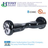 Buy Rechargeable Self Balancing Electric Unicycle Scooter Mini Segway Hoverboard with Chic License at wholesale prices