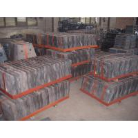 Quality Cr-Mo Steel Liners for Coal Mills Hardness More than HRC48  Applied in Grinding Feldspar for sale