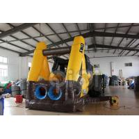 Quality Excavator Commercial Obstacle Course For Kids for sale