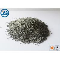 Quality Silver 3-6mm Magnesium Water Treatment Pellets Raw Materials Particles for sale