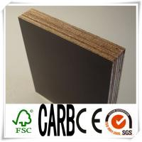 Buy 9-21mm Good Quality Black Film Faced Shuttering Plywood at wholesale prices