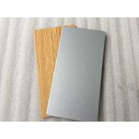 Quality Anti - Water Aluminum Composite Cladding Panels With 1500 * 3000 * 4mm Size for sale