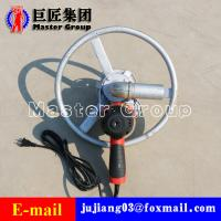 Quality 1200W electric drilling rig machine Portable small water well drilling rig for sale for sale