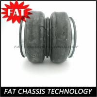 Buy Aluminum Truck Air Springs , TS16949 PCBR / Natural Rubber Adjustable Air Shock at wholesale prices