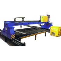 Quality Fast Speed CNC Flame Plasma Cutting Machine High Cutting Precision Good Rigidity for sale