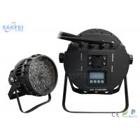 Quality IP65 Waterproof 18pcs*10W Par Light 4 IN 1RGBW Led Par Light for sale
