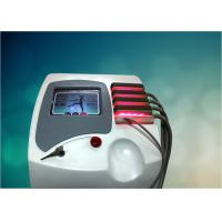 Professional Non-invasive Lipo Laser Slimming Machine For Cellulite Reduction for sale