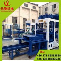 Quality QT 4-40 paving block machine/paving block making machine for sale