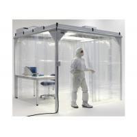 Quality Cleanroom Project Softwall Modular Cleanrooms For Biological Engineering for sale