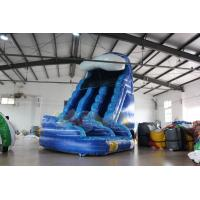 Quality Inflatable Tunnel Water Slide for sale