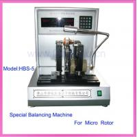 Quality Special Balancing Machine For Micro Motor Rotor micro motor rotor Balance machine for sale