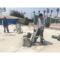 China Electric Concrete Scarifier Machine With 6 Point Scarifying Asphalt Milling Cutter on sale