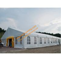 Buy cheap Ourdoor Large Waterproof Aluminum Clear Span Trade Show Tents for Event from wholesalers