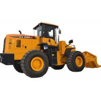 Quality Front End 5 Ton Wheel Loader 650B Big Hub Reduction Axle With Hydraulic Steering for sale