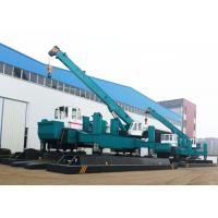 Quality 1200 Ton Hydraulic Press In Pile Driver For Pile Foundation , Pile Driving Equipment for sale