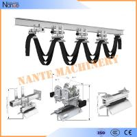 Steel Rail Festoon Trolley Cable Carrier H Beam Trolley For Crane W35MCL-120 for sale