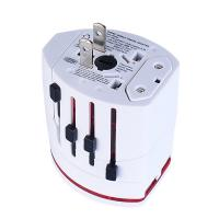 China Popular 2.1A USB power charger adapter euro AU US plug adapter universal power adapter on sale