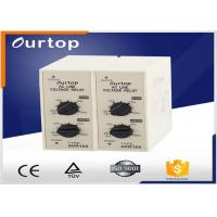 Quality 100000 Cycles Phase Control Relay Self Extinguishing Plastic Housing Material for sale