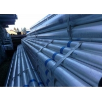 China 25mm Thickness API 5L PSL1 X60 ERW Galvanized Steel Gas Pipe on sale