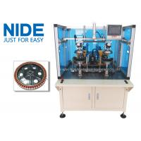 Buy Double Working Station Wheel Motor Hub Motor Stator Winding Machine 220V 50Hz / at wholesale prices