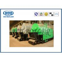 Quality Industrial Automatic Biomass Fuel Boiler Wood Pellet Fired Low Carbon Emission for sale