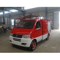 Buy Dongfeng junfeng mini fire truck at wholesale prices