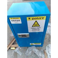 Quality Acid Corrosive Storage Cabinets / Safety Storage Cabinets 90 gallon lab farmer use for sale