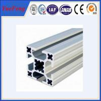 Quality Aluminium rolled products OEM t-nuts aluminum profile factory, t slot industrial aluminum for sale