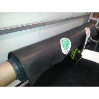 China Antislip Flexible Rubber Sheet / Food Grade EPDM Rubber Sheet Without Smell on sale