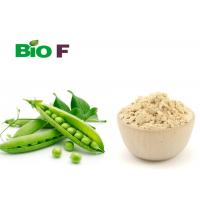 China Organic Natural Food Flavourings Vegan Pea Protein Powder With Molecular on sale
