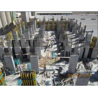 Quality Adjustable Concrete Column Formwork With Tie Rod For Square / Rectangle for sale