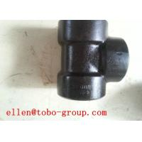 Quality TOBO STEEL Group ALLOY C2000 forged threaded tee for sale