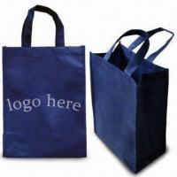 Quality Nonwoven Tote Bag, Suitable for Picnics or Outdoor Activities, Green Product for sale