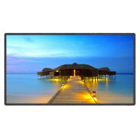 China 86 Inch 4K Large Format Open Frame LCD Monitor DP Input RS232 Remote Control Touch Screen on sale