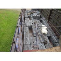 Quality Φ2.6m High Cr Shell Mill Liner Castings For Cement Mill Hardness More than HRC52-65 for sale