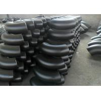 Quality ASTM A234 WP5 / WP9 But Weld Fittings , ELBOW  TEE  ASTM A234 WP11 / WP12 / WP22 / WP91 for sale