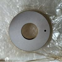 Buy cheap Ring Shaped Piezoelectric Ceramic Materials For High Power Ultrasonic from wholesalers