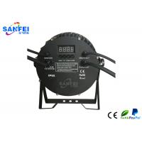 Buy Outdoor Ip65 54pcs 3w 3 in1 Led Par Can / 20 - 60° Zoom Led Stage Lights at wholesale prices