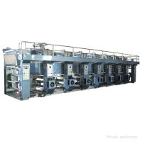 Buy 3 Motor Gravure Printing Press , PET PVC Bopp Printing Machine Automatic at wholesale prices